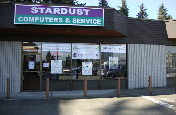 Stardut Computers front store